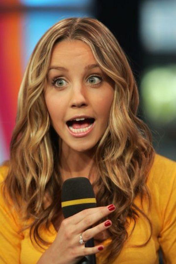Se cree que la actriz padece esquizofrenia y bipolaridad Foto:Getty