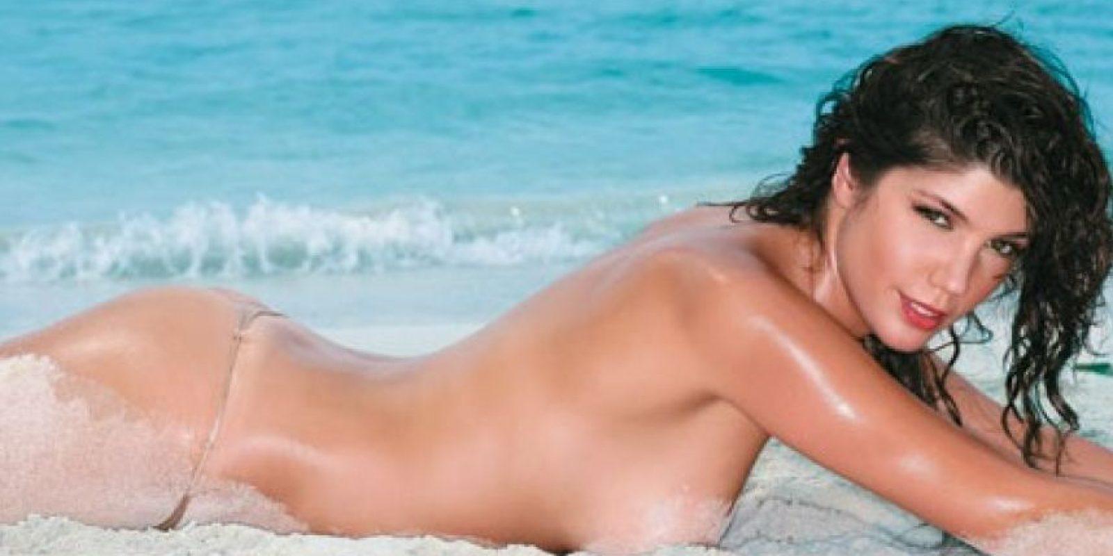 Andrea Jimenez Desnuda desnudas! así se mostraron estas osadas reinas de belleza