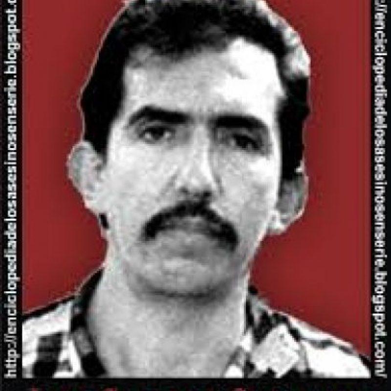 Alfredo Garavito, asesino serial Foto:Enciclopedia de Asesinos en Serie