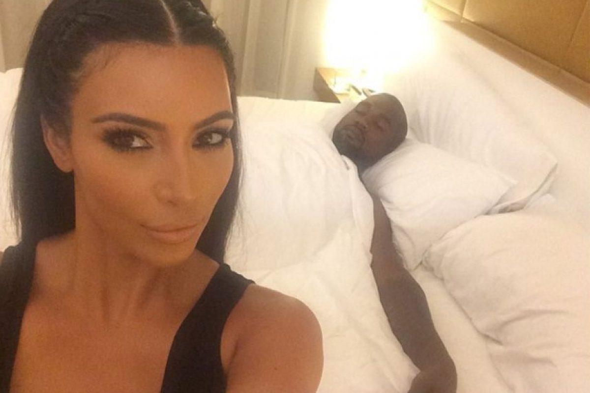Tiene su propia línea de ropa Foto:Instagram @kimkardashian
