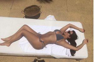 Es la productora de The Spin Crowd Foto:Instagram @kimkardashian