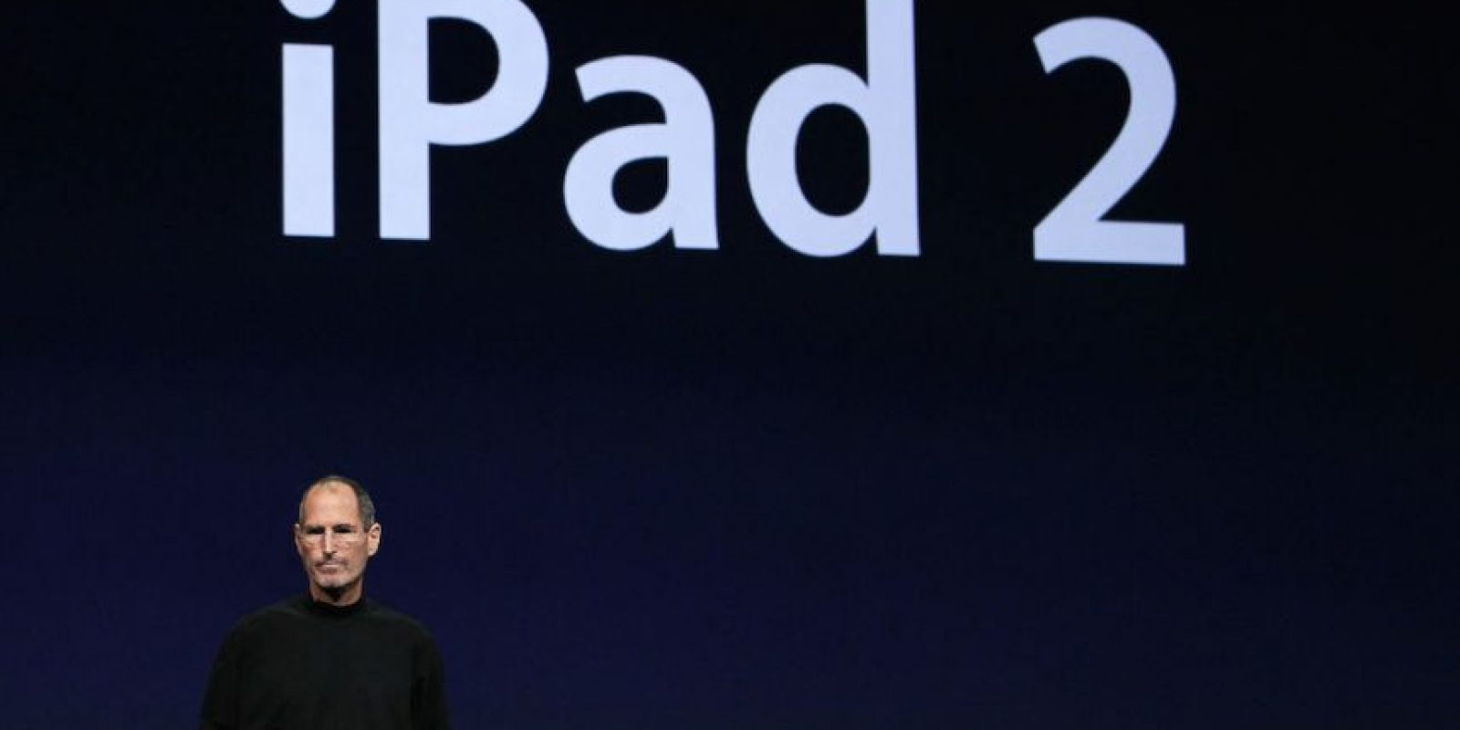 iPad 2 (2011) Foto: Apple