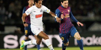 En la final del torneo vencieron 4-0 al Santos de Neymar. Foto:Getty Images
