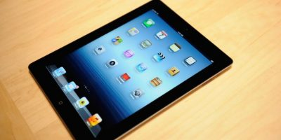 iPad 3 (2012) Foto: Apple