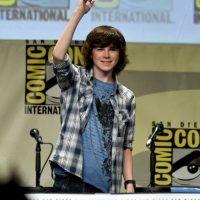 Interpretado por Chandler Riggs Foto: Getty Images