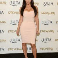 Kim Kardahian tiene 33 años Foto:Getty Images