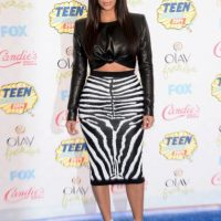 A Kim le encanta la moda Foto: Getty Images