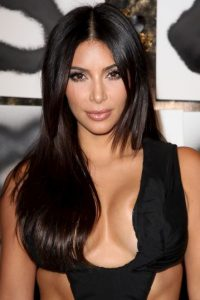 Kim Kardashian es empresaria, modelo y actriz Foto:Getty Images