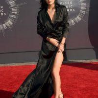Kylie también tiene su línea de zapatos Foto:Getty Images