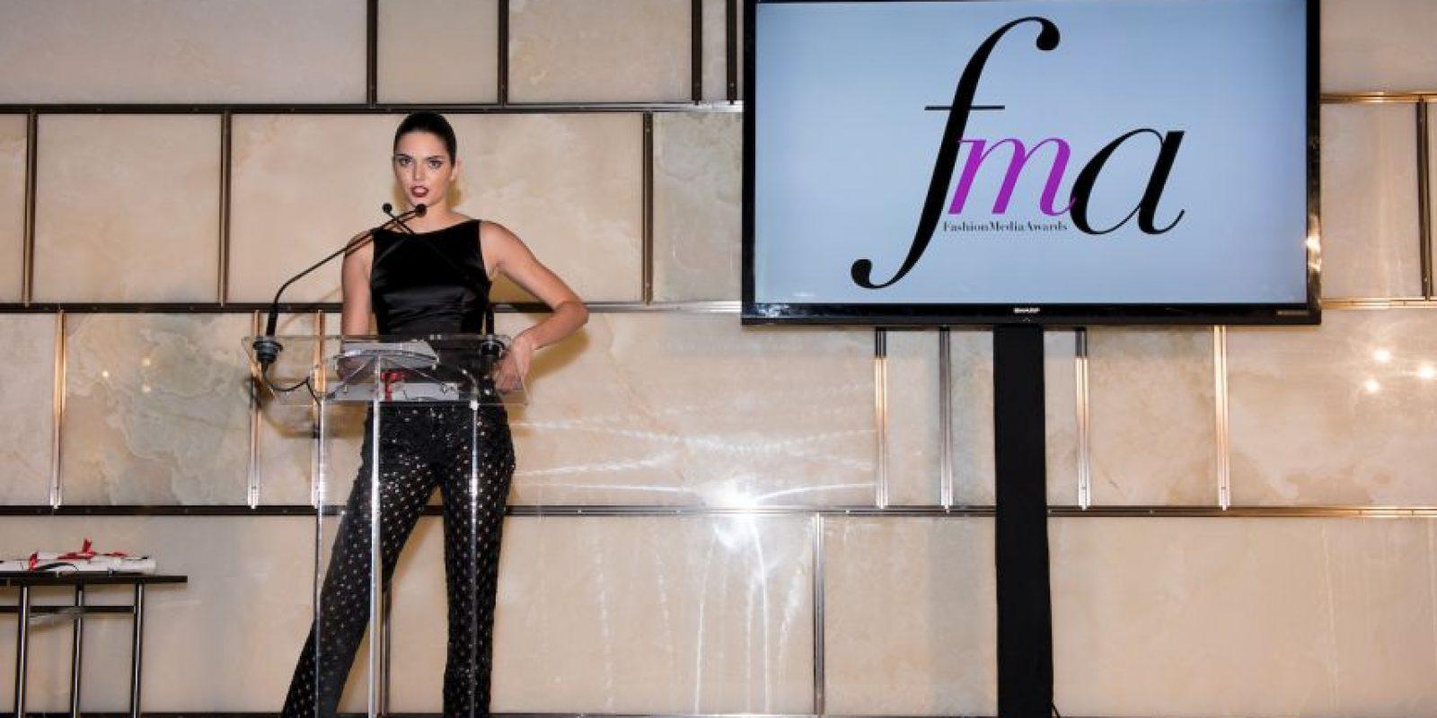 Kendall Jenner nació el 3 de noviembre de 1995 Foto:Getty Images