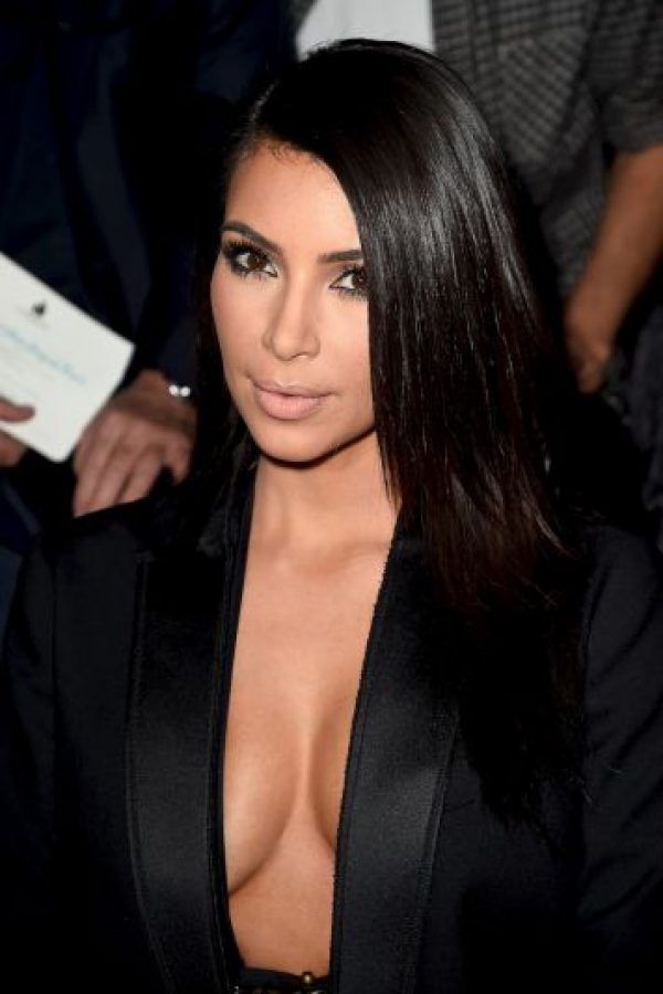 La fama de Kim es mundial Foto: Getty Images