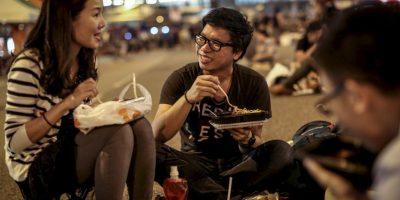 7. China. Desperdicia cada año comida por valor de 200 mil millones de yuanes (32 mil 600 millones de dólares). Foto:Getty Images
