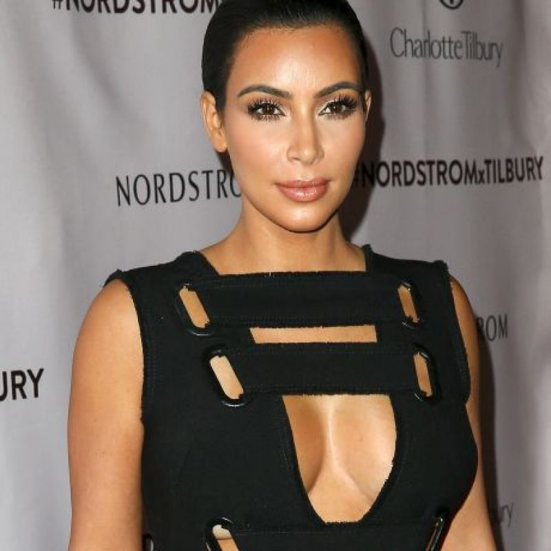 Kim está casada y tiene una hija Foto:Getty Images