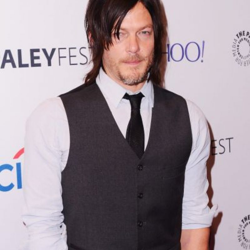 Interpretado por Norman Reedus Foto: Getty Images