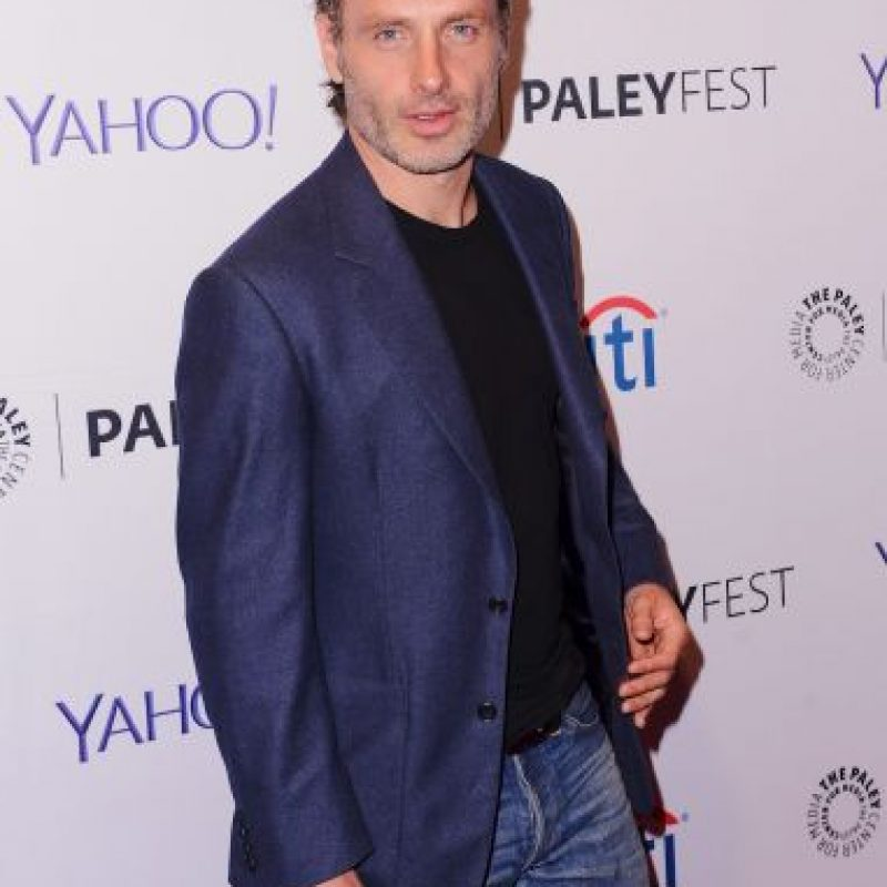 Interpretado por Andrew Lincoln Foto: Getty Images