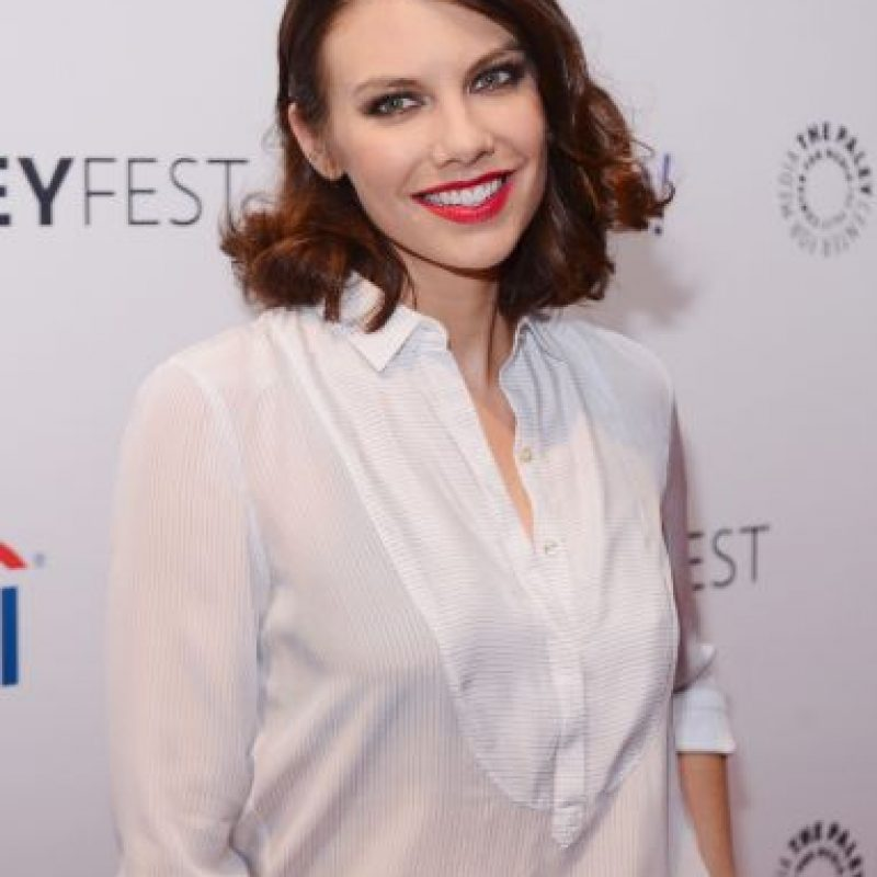 Interpretada por Lauren Cohan Foto: Getty Images