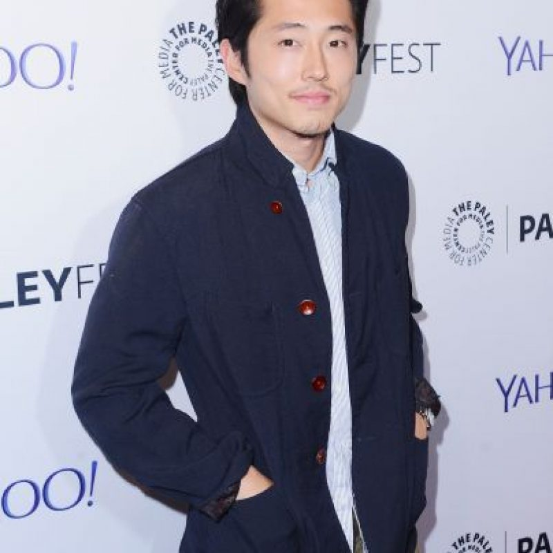 Interpretado por Steven Yeun Foto: Getty Images