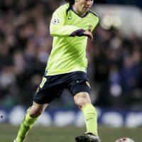 Oficialmente, Messi ganó la UEFA Champions League 2006. Foto:Getty Images