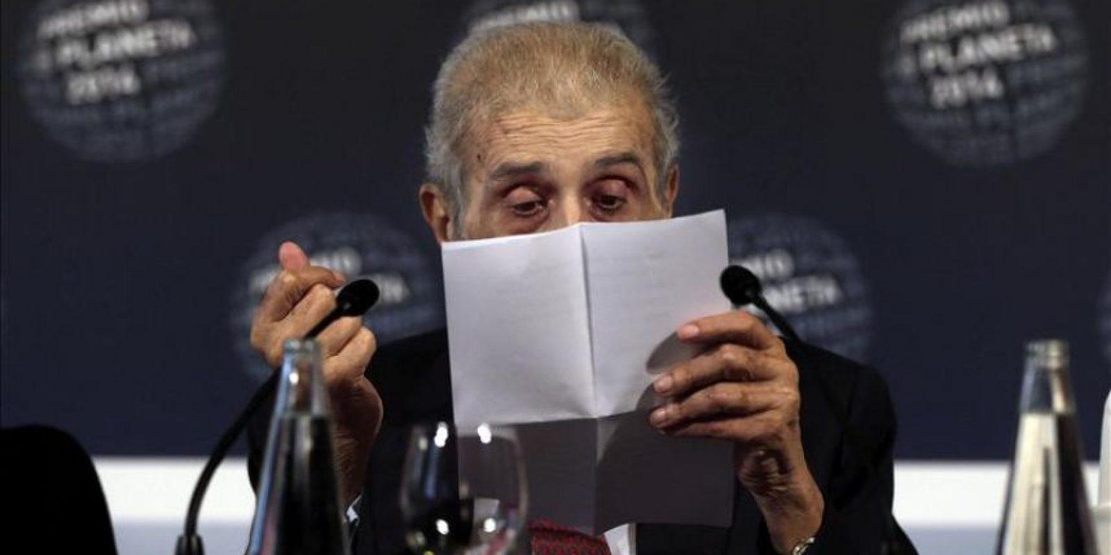 El presidente del Grupo Planeta, José Manuel Lara. EFE/Archivo