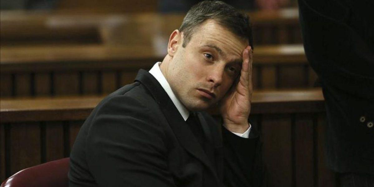 El director de prisiones asegura que Pistorius podría cumplir pena en una cárcel