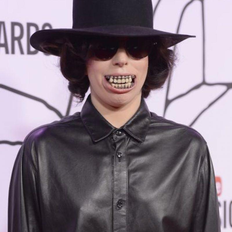 Con otra dentadura Foto:Getty Images