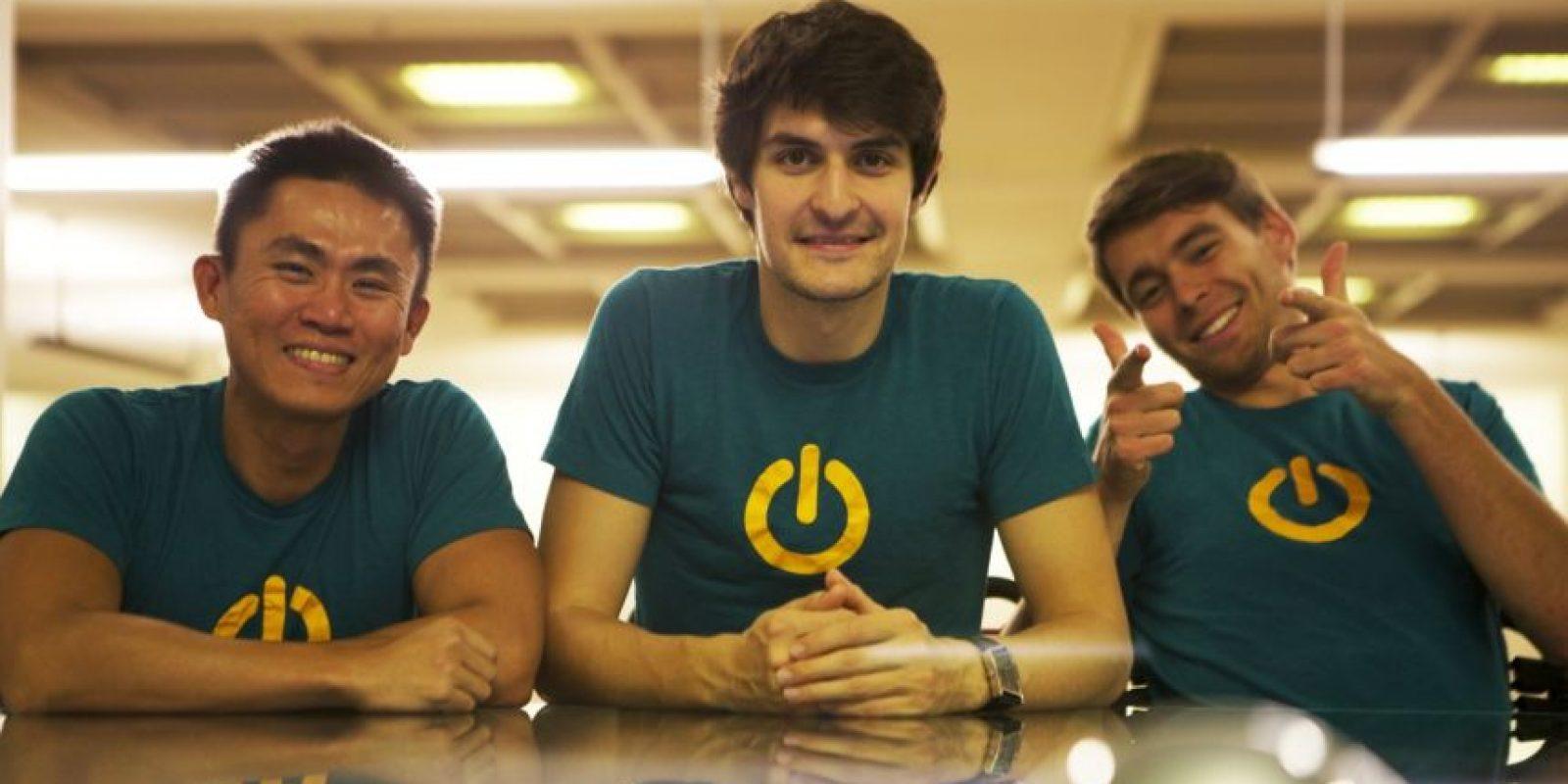 El equipo de Transcense. Foto:Transcense