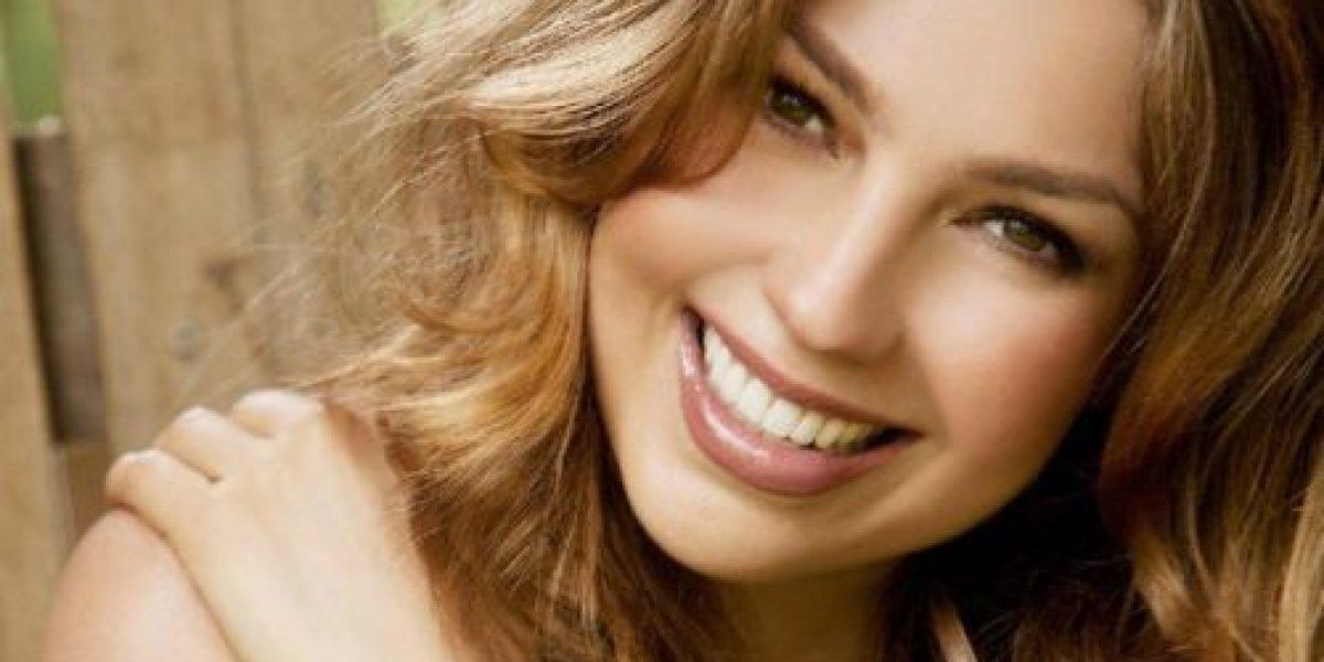 """Thalía estrena el video de su canción """"Por lo que reste de vida"""""""