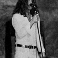 Ian Gillan en los inicios de Deep Purple (1970)) Foto:Wikipedia