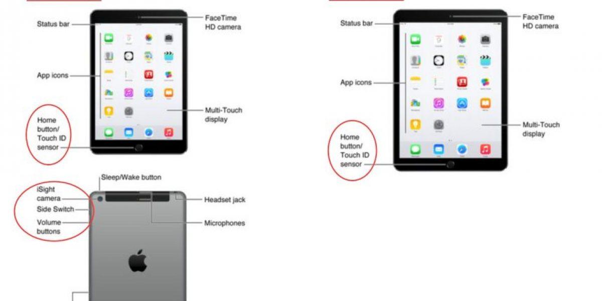¡Antes de tiempo! Apple reveló los secretos del nuevo iPad por accidente