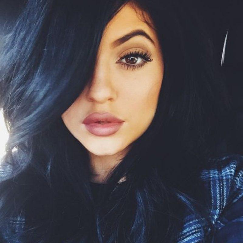Kylie ha aparecido en varias revistas juveniles Foto:Instagram @kyliejenner