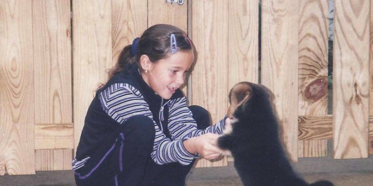 Fotos: Así esta fotógrafa se despidió de la perra que tuvo por 16 años