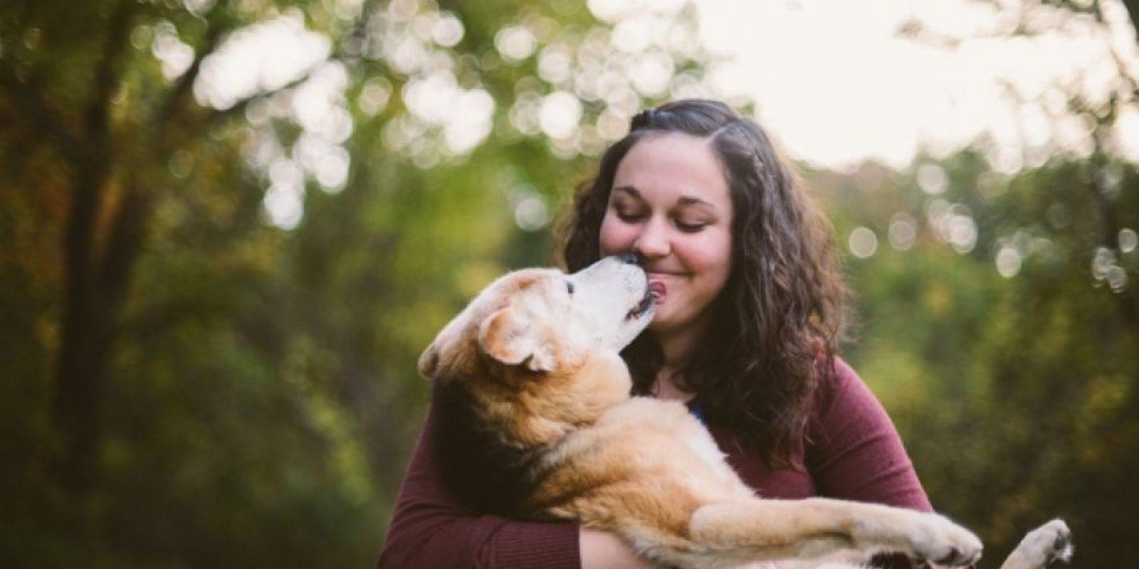Sharp decidió hacer una especial sesión de fotos para recordar a Chubby. Foto:Vía Suzanne Price/suzuranphotography.com