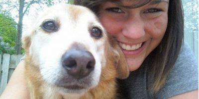 Sharp sostiene en su blog que la perra estuvo en momentos muy importantes de su vida, tales como cuando se mudó de casa, se graduó de la universidad y empezó su propio negocio. Foto:Vía www.mariacsharp.com/blog