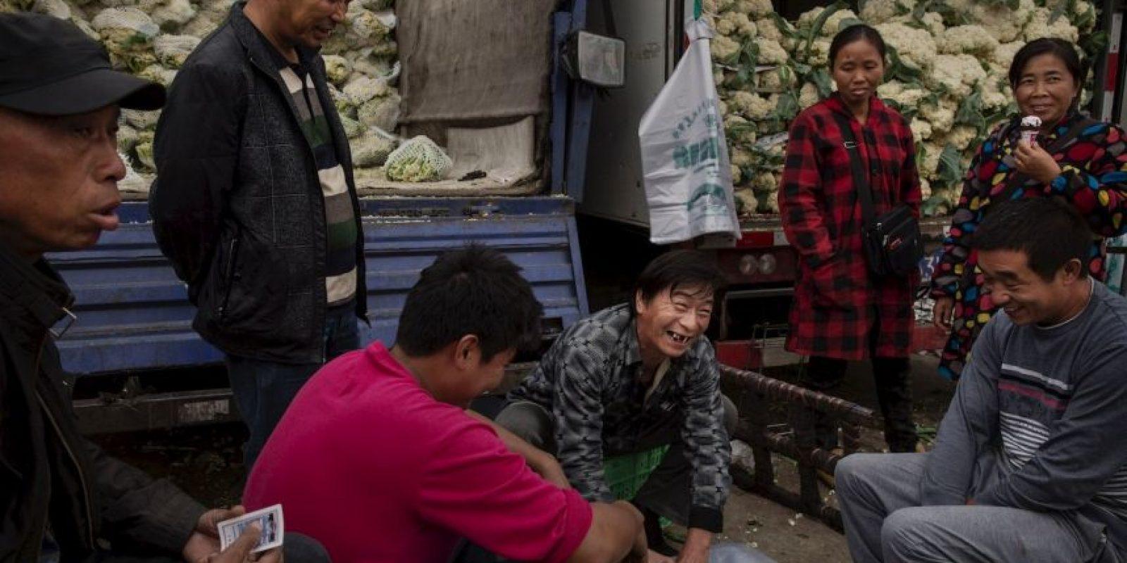 En este país la mayoría de los residuos alimenticios son generados en los hogares de los centros urbanos. Foto:Getty Images