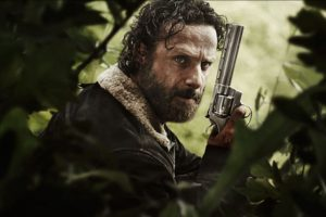 "Rick Foto: Facebook ""Walking Dead"""