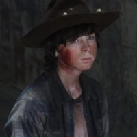 "Carl Foto: Facebook ""Walking Dead"""
