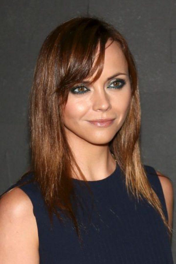 La actriz Christina Ricci Foto: Getty Images