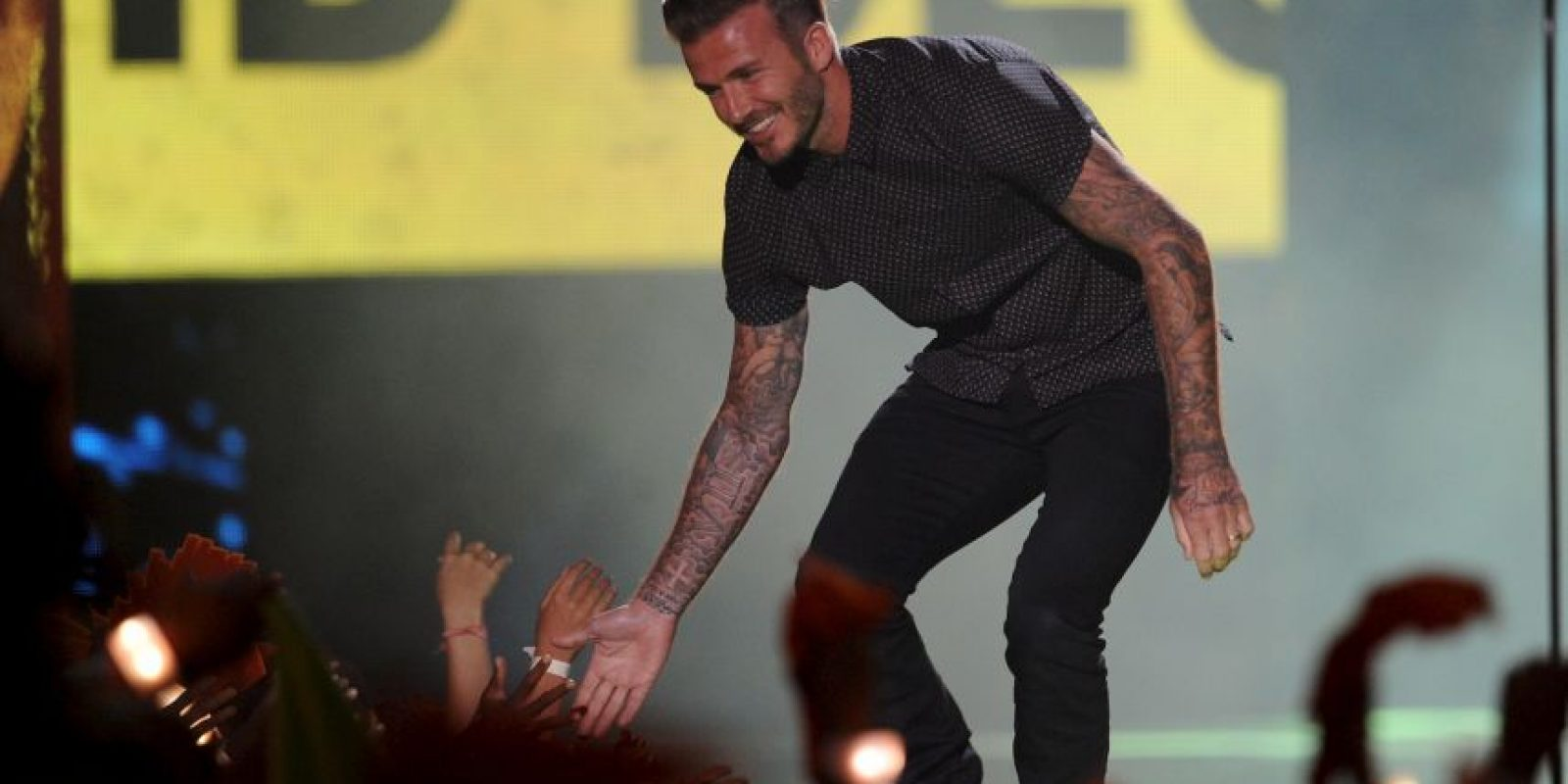El exfutbolista David Beckham Foto: Getty Images