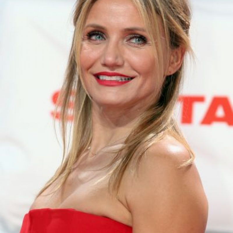 La actriz Cameron Diaz Foto: Getty Images
