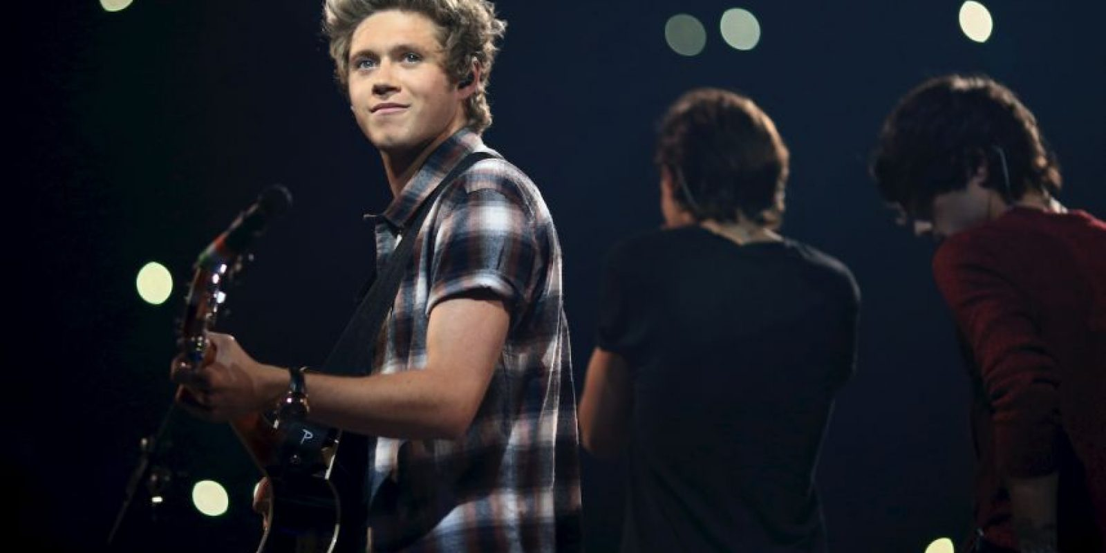 Niall Horan, integrante de One Direction Foto: Getty Images
