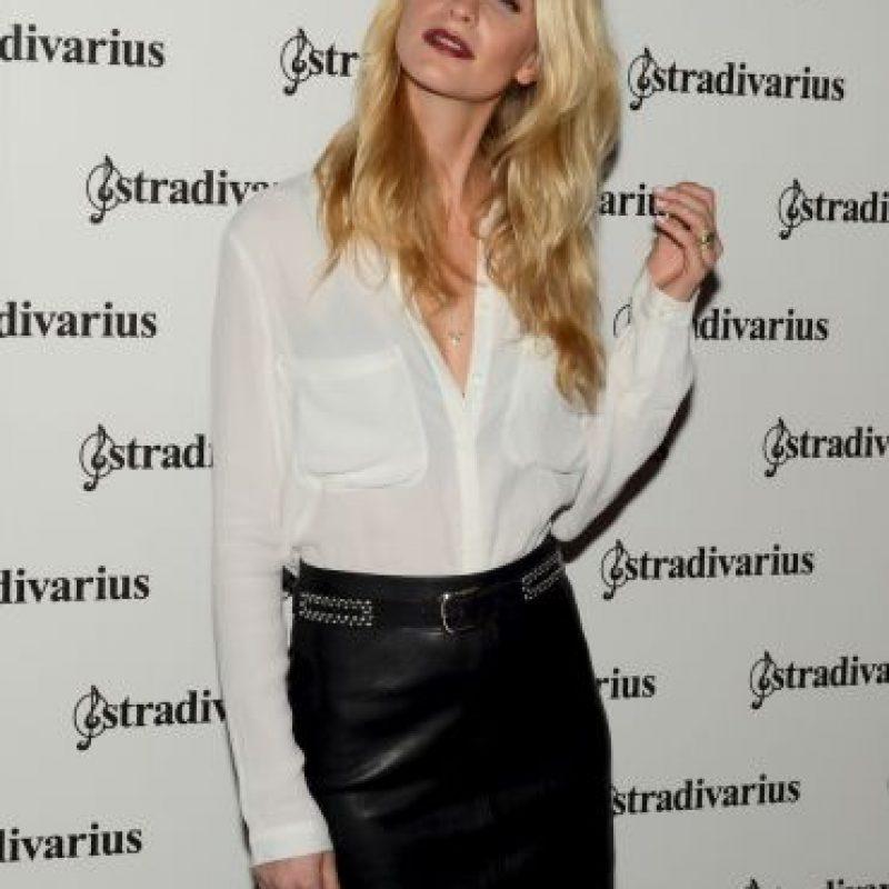 La modelo Poppy Delevigne Foto:Getty Images