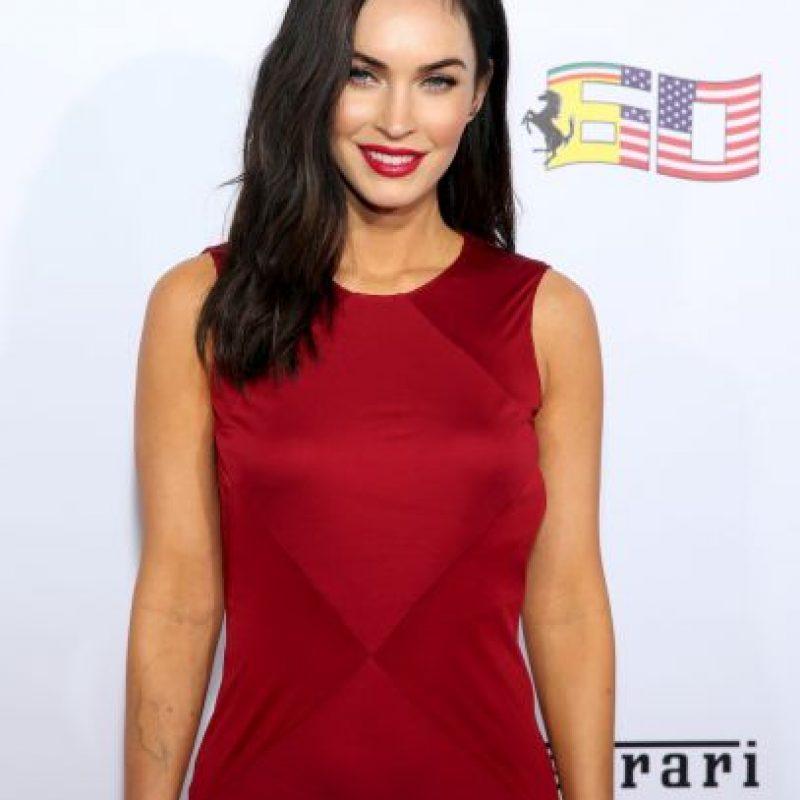 La actriz Megan Fox Foto:Getty Images