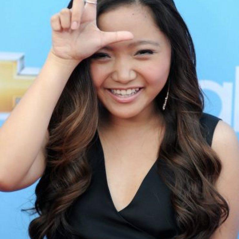 """Saltó a la fama con el personaje """"Sunshine Corazon"""" en la serie """"Glee"""" Foto:Getty Images"""