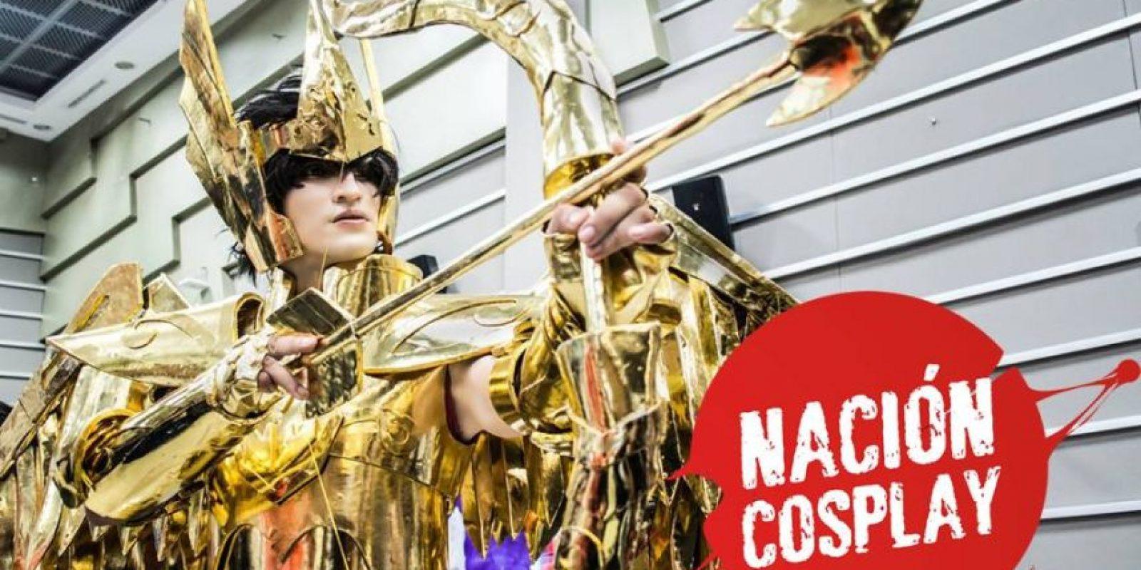 Jorge Torres Foto:Nación Cosplay