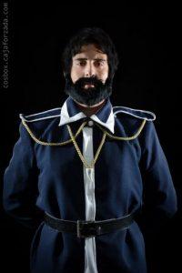 Juan Pablo Castilla (Lord Crowen) Foto:CajaForzada