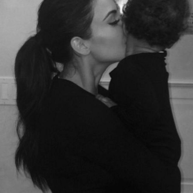 Su madre le inculca la moda desde pequeña Foto:Instagram @kimkardashian