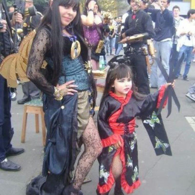 Ada Camila Foto:Cortesía