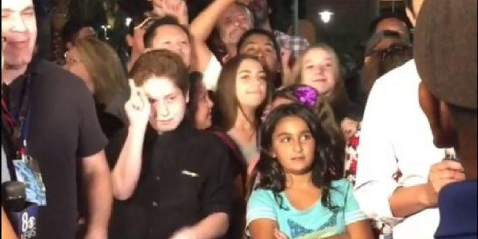 """Es oficial. Lo han coronado como """"Niño Diva"""" Foto:Youtube"""