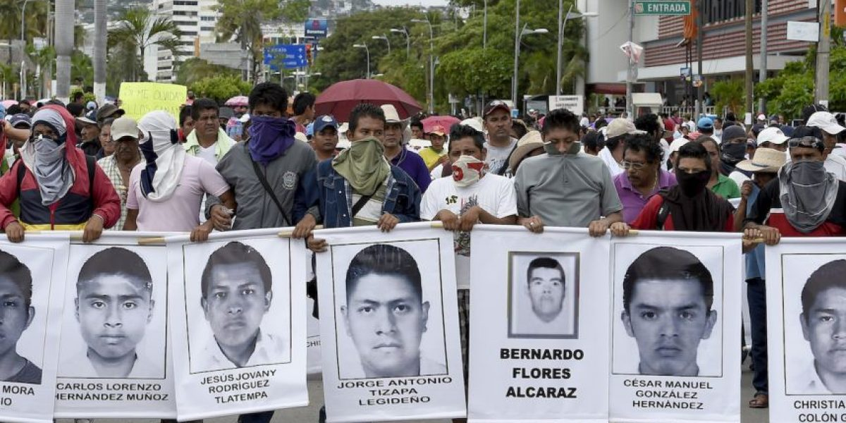 Sacerdote afirma que estudiantes desaparecidos en México fueron quemados