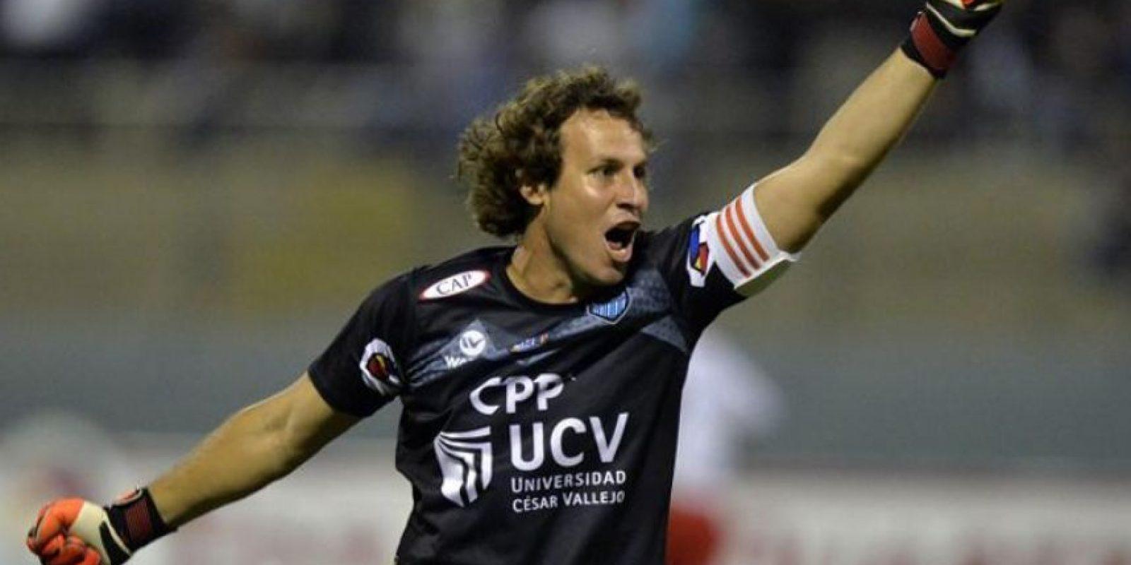 Ha sido internacional con la Selección de Perú Foto:Twitter: @Conmebol